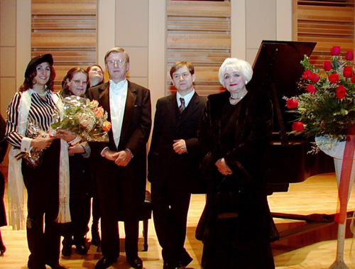 The First Chicago  Chopin Festival in 2004